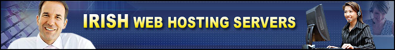 Irish Web Hosting Servers